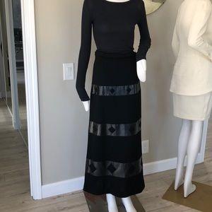 Dresses & Skirts - Vintage wool maxi skirt